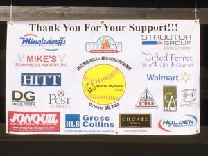 Sponsors Legacy Softball