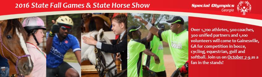 Fall Games & Horse Show